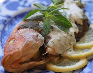 for Jewish fish dish