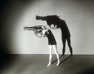 Палец и пистолет