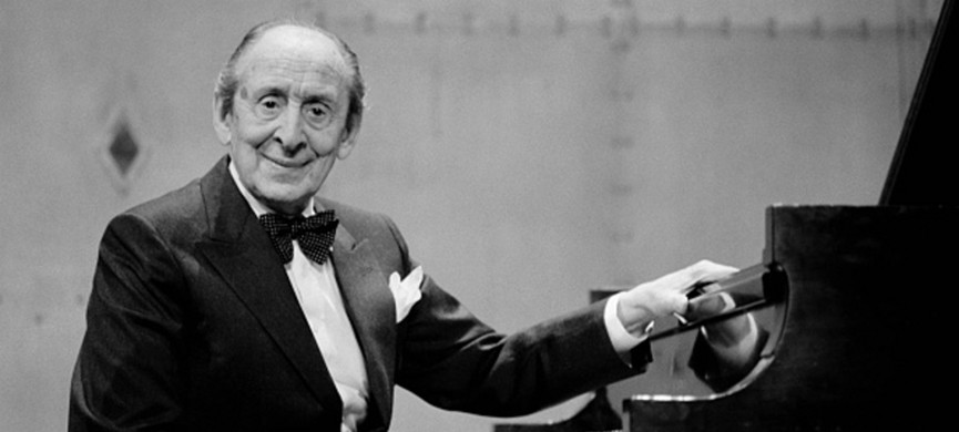 Russian Pianist Vladimir Horowitz (Photo by Jean Pimentel/Kipa/Sygma via Getty Images)