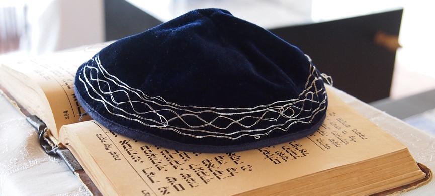 Kipa Jewish Bible Judaism World Religion