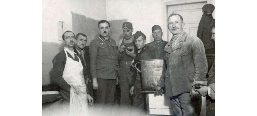 Святой среди нацистов