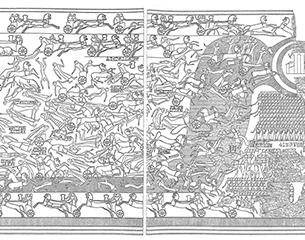 Фараон в бою рисунок