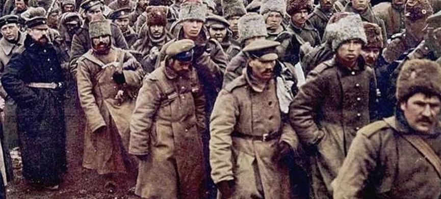 Как поляки расстреляли советскую миссию Красного Креста