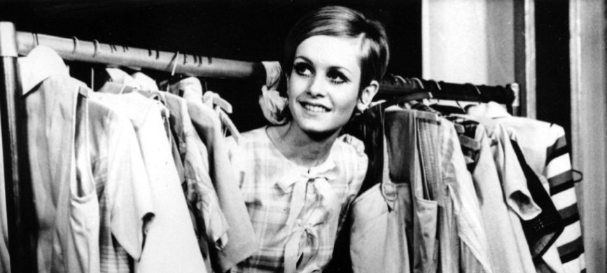<p>FEB. 16, 1967 FILE PHOTO FILE - In this Feb. 16, 1967 file photo, British fashion model Twiggy is pictured at a London Salon where she is presenting the first collection from her line of clothing in England. Twiggy, now 60, will hit HSN, Home Shopping network, with an affordable line of designs and accessories in bold colors and price under $100, Arpil 3, 2010. (AP Photo)</p>