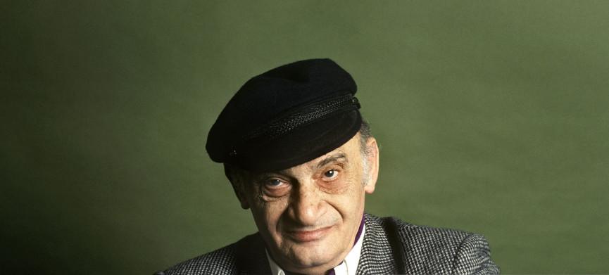 <p>PARIS, FRANCE - DECEMBER 13: Israeli author David Shahar (1926- 1997) on December 13, 1989 in Paris, France. (Photo by Ulf Andersen/Getty Images)</p>