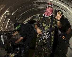 Image result for туннель террористы газа
